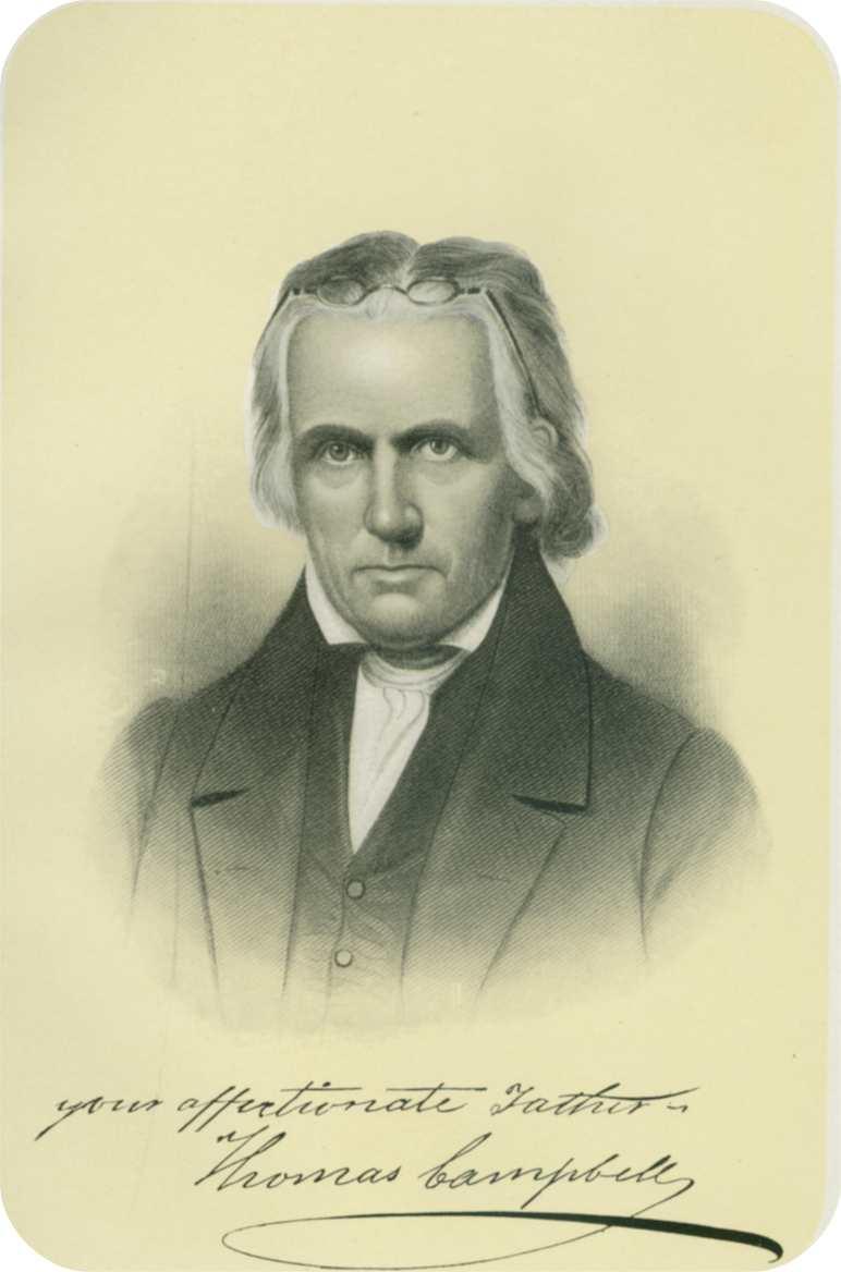 Thomas Campbell biography