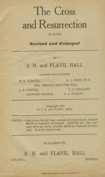 hall by song